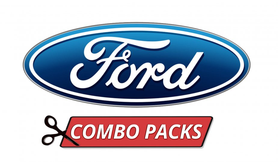 FORD RANGER |COMBO PACKS|