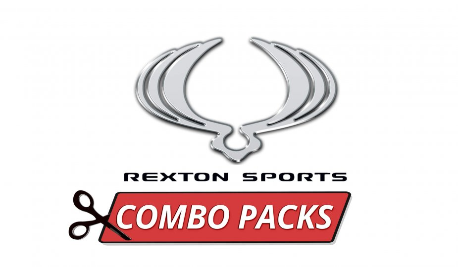 SSANGYONG REXTON SPORTS |COMBO PACKS|