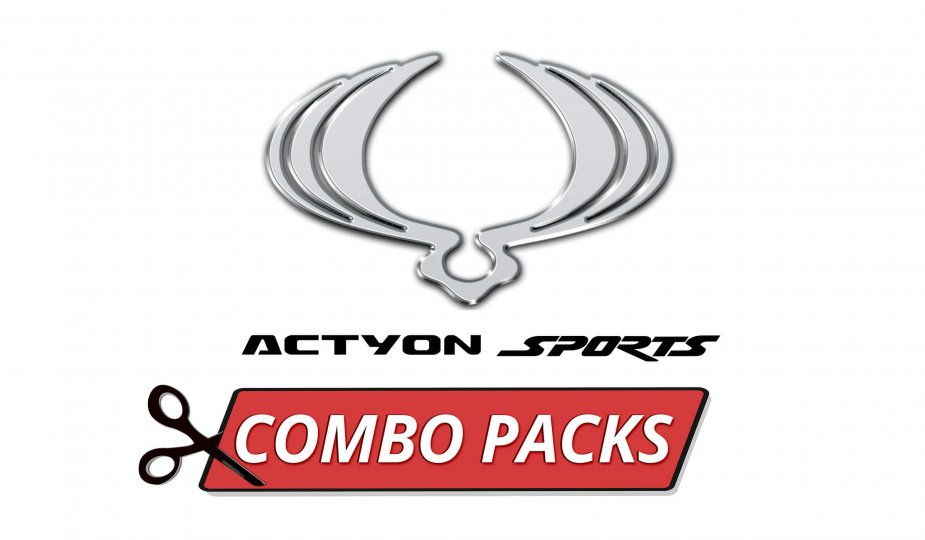 SSANGYONG ACTYON SPORTS |COMBO PACKS|