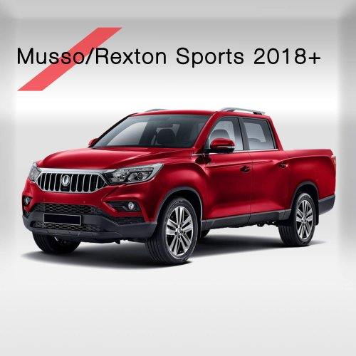 SsangYong Musso/Rexton Sports 2018+
